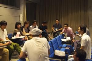 アンカンファレンス模様  @WordCamp KOBE 2011