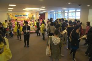 WordCamp Osaka 2012 会場内
