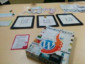 Board Game from WordPress